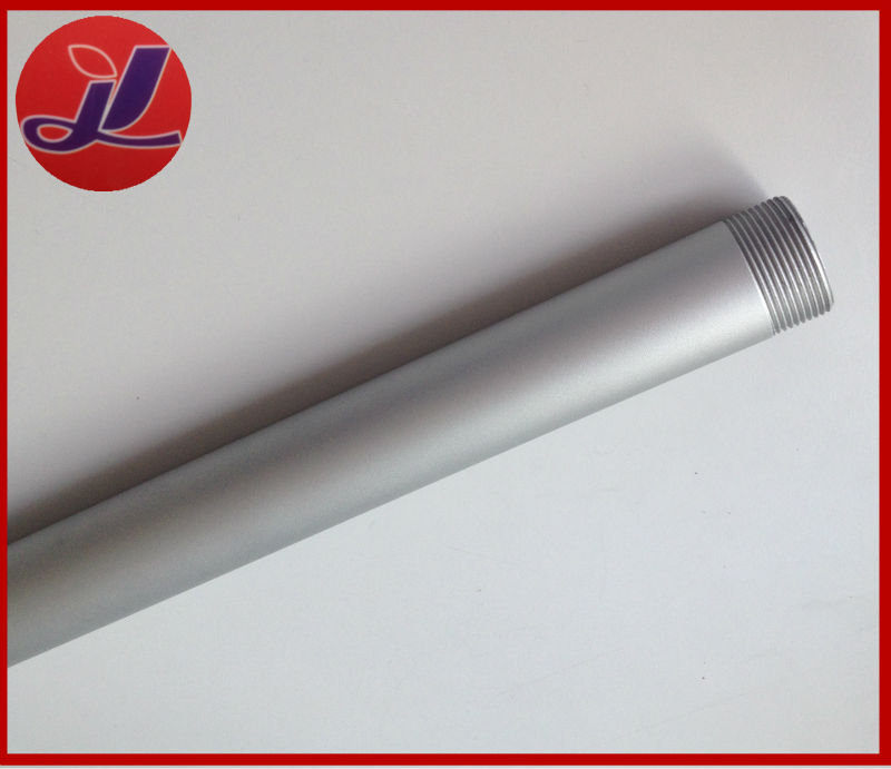 QPQ finish piston rod made from hollow shaft in hydraulic fittings