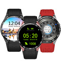 KW88 1.39 inch Round Screen MTK6580 Quad Core 3G Android Wifi GPS 2017 The Most Popular Mobile Watch Phones