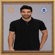custom plain men's polo t shirt
