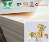 High quality basswood plywood for laser die cut