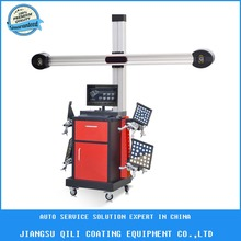 3d car wheel alignment machine 3d wheel aligner