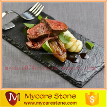 Wholesale natural broken slate steak board
