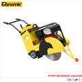 Dynamic high efficiency blade concrete cutter