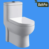 Cheap Price Dual Flush Washdown Siphonic UPC One Piece Toilet