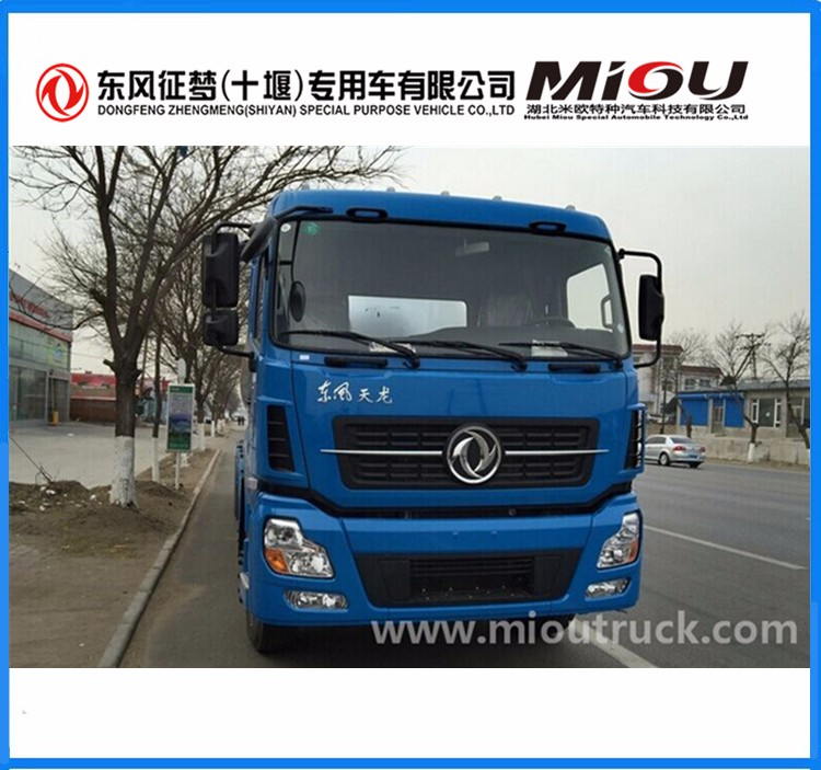 transport truck,292hp, 8x4 LPG gas tank truck, special vehicle