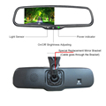 New Product Anti- glare 4.3 Inch Digital HD Car Rearview Mirror For cadillac escalade