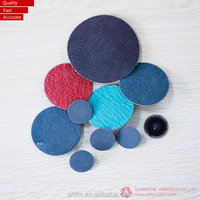 High Quality Abrasive Round Metal Sanding Disc For Polishing, Quick Change Tool Holder