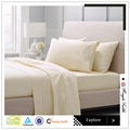 Wholesale 200TC Cotton percale bed sheets