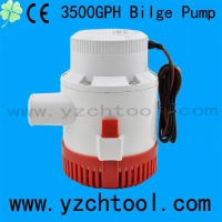 Boat bilge pump/electric water pump/submersible bilge pumps