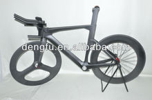 Aero design di2 T700 carbon tt bike frame&fork&seatpost&TTbar China FM069