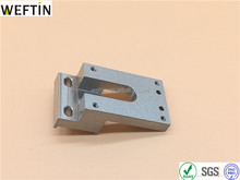 Customized Aluminum CNC Milling Spacer, CNC Milled Mechanical Parts
