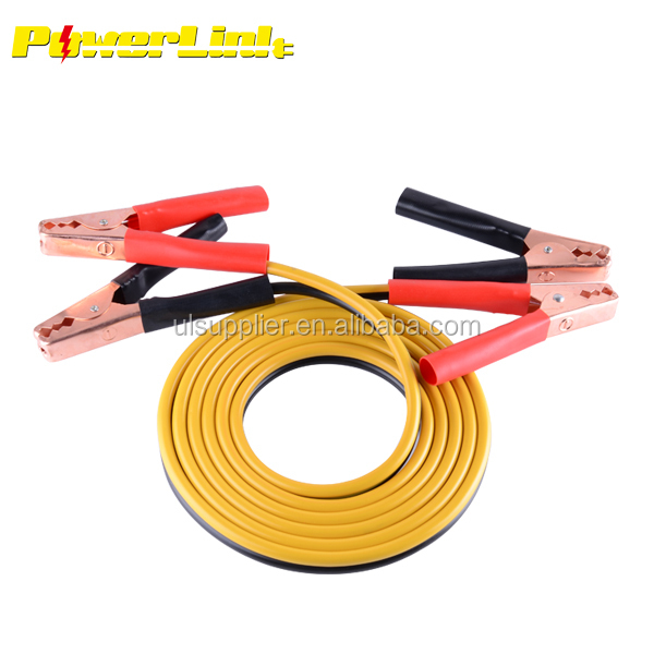 S80114 NEW 8 Gauge Car Truck Van Suv Jumper Cables Power Booster