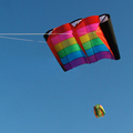 giant sled kite