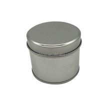 seamless candle tin can contain wax custom printing