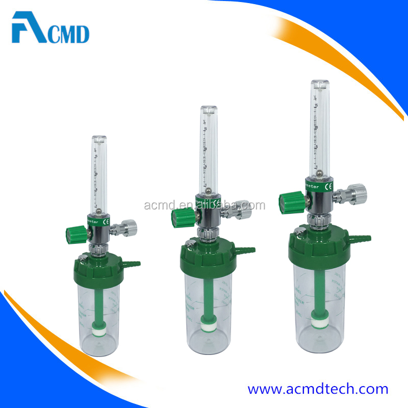 ACMD Medical Oxygen Regulator DISS Outlets Oxygen Flow Meter