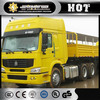 310hp HOWO 6x2 electric CARGO TRUCK with box price widely used