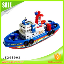 2016 new products plastic floating toy boats hot sale