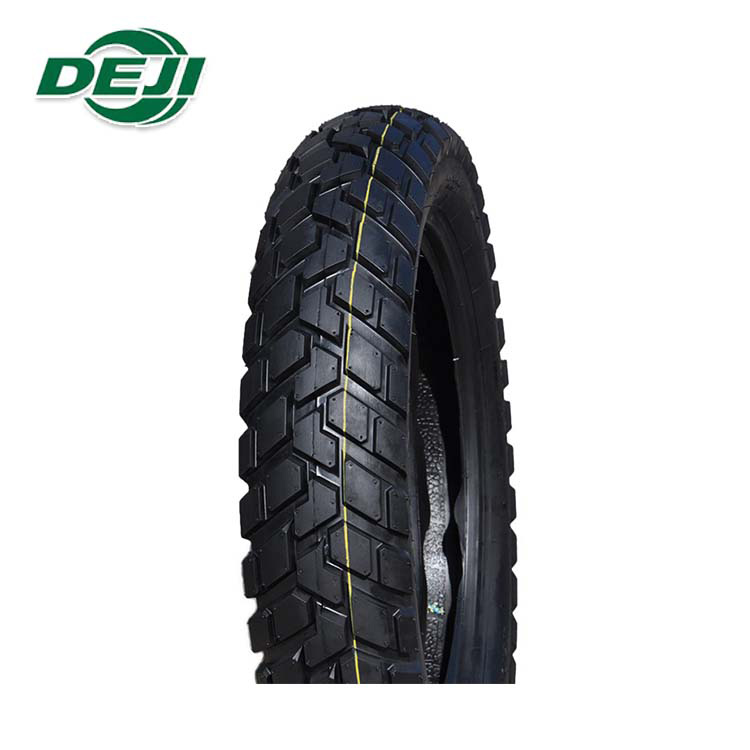 Street motorcycle three wheel tyre and butyl tube design for Egypt market