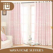 Personalized decorative living room 100% polyester turkish curtains