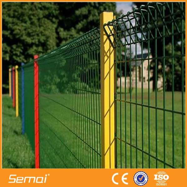 home garden grill direct factory Hot sale 3v galvanized welded wire mesh fence for garden