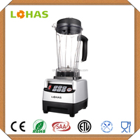 1200 1500W Home Appliances Commercial Blender