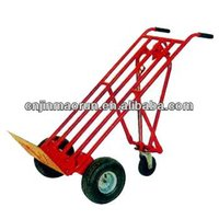 3 wheels China push hand truck ht1825