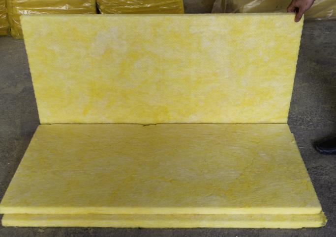 100kg M3 Rock Wool Board Fireproof Insulation Rockwool