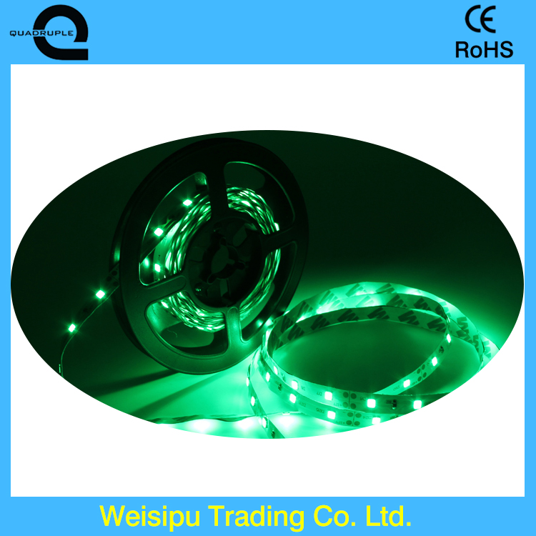Alibaba hot selling CE/RoHs Waterproof <strong>RGB</strong> IP65 led light strip SMD2835 flexible LED strip for wedding&Christmas decoration