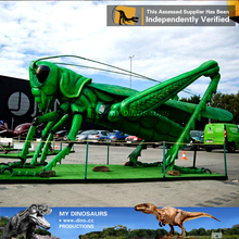 MY Dino-C086 Museum exhibition mechanical insect models
