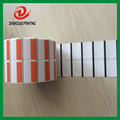 custom price stickers thermal roll