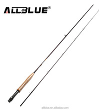 ALLBLUE 2 Sections Fly Fishing Rod