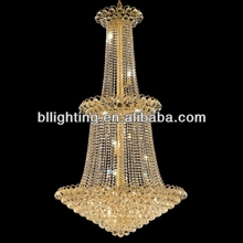 Hotel large luxury Egypte asfour chandelier