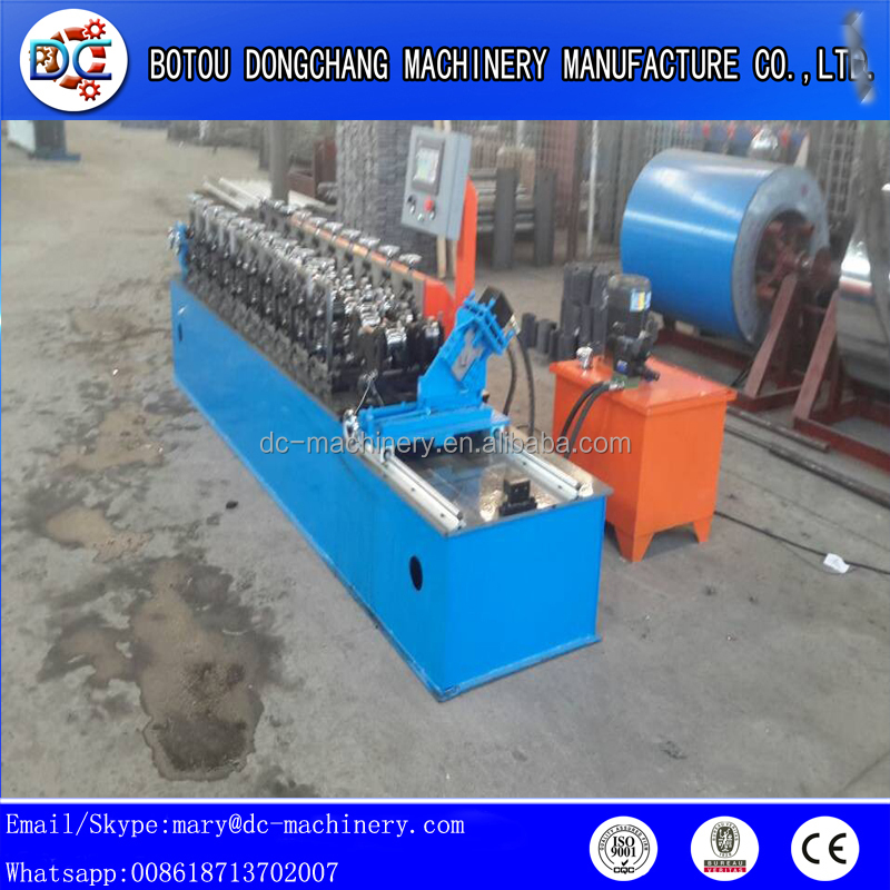 Gypsum Drywall Metal Stud & Track Rolling Forming Machinery