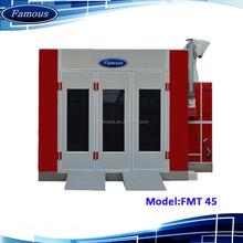 FMT45 economic spray boot /auto spray equipment/big paint booth