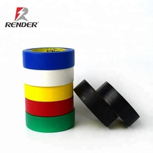 OEM ODM flame resistance rubber pressure-sensitive waterproof electrical tape insulation gaffer non adhesive PVC tape