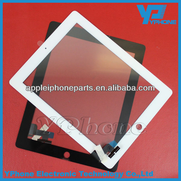 China manufacturer color digitizer for ipad 2 64gb wifi 3g