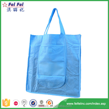 ECO Customized non woven foldable shopping Tote bag