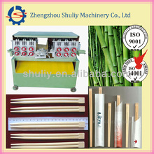 wood chopsticks making machine