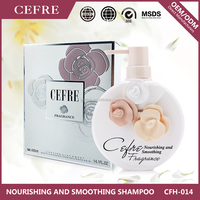 best selling perfume shampoo factory manufactured in China
