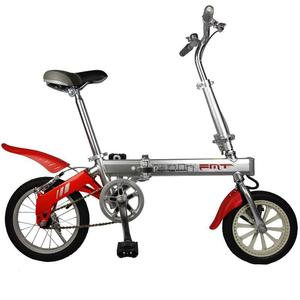 FMT 2018 Fashion Factory Price Mini Chinese Folding Electric Power Bike/Bicycle With Ce Approved ,Aluminium Folding Bike