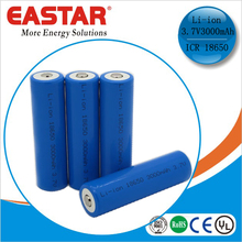 CE approved samsung lithium li ion battery cell 3.7v 18650 e-bike battery