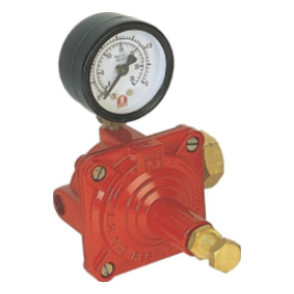 adjustable LPG pressure regulators with pressure gauge