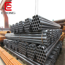 "structural pipes ! 4"" black tensile strength schedule 10 carbon steel pipe"