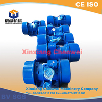 Chenwei released CW series 380V 50Hz high frequency electric concrete vibrator motor