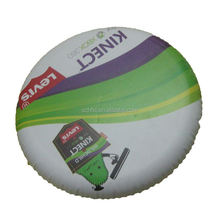 adcertising foldable frisbee,safety inflatable frisbee for kids