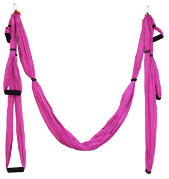 Anti-Gravity Air Flying Silk Yoga Swing Hammock