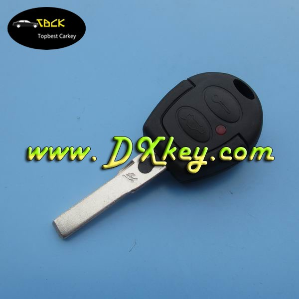 universal remote control car key 2 buttons key smart 433 mhz with ID48 can chip master car key