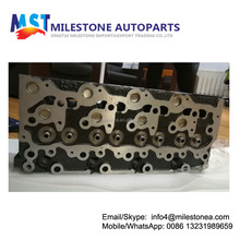 Engine parts cylinder head V2202 for Kubota D950