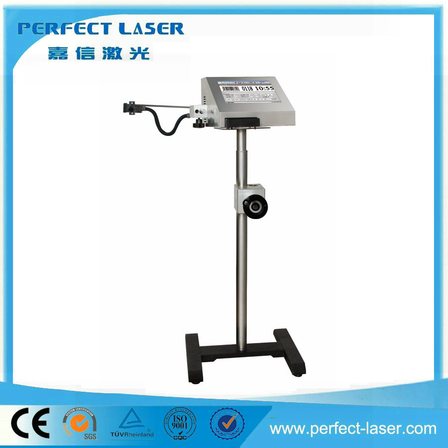Perfect Laser- Widely High Resolution Barcode inkjet printer on foil