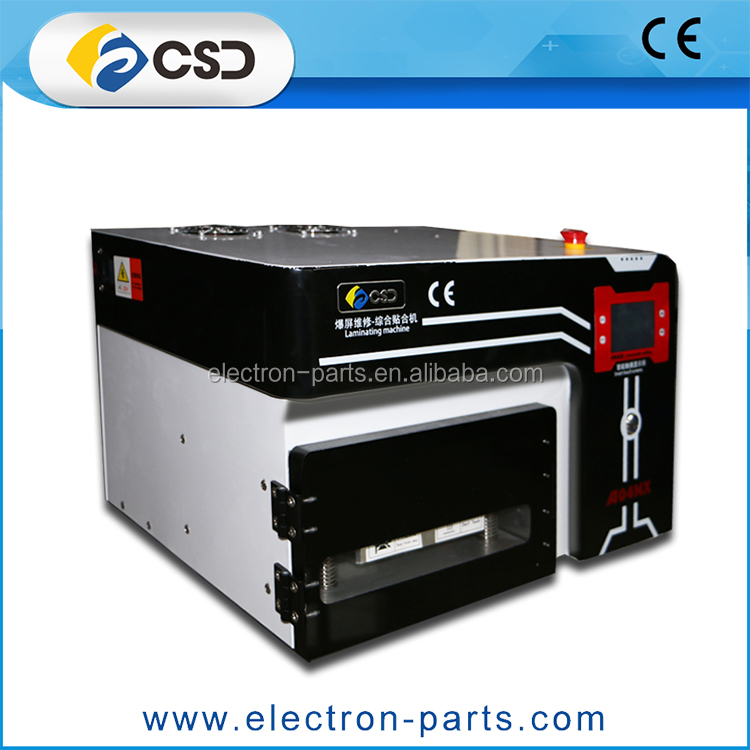 Hot Vacuum Laminator Machine solar pv laminating machine 5 in1 vacuum oca lamination machine